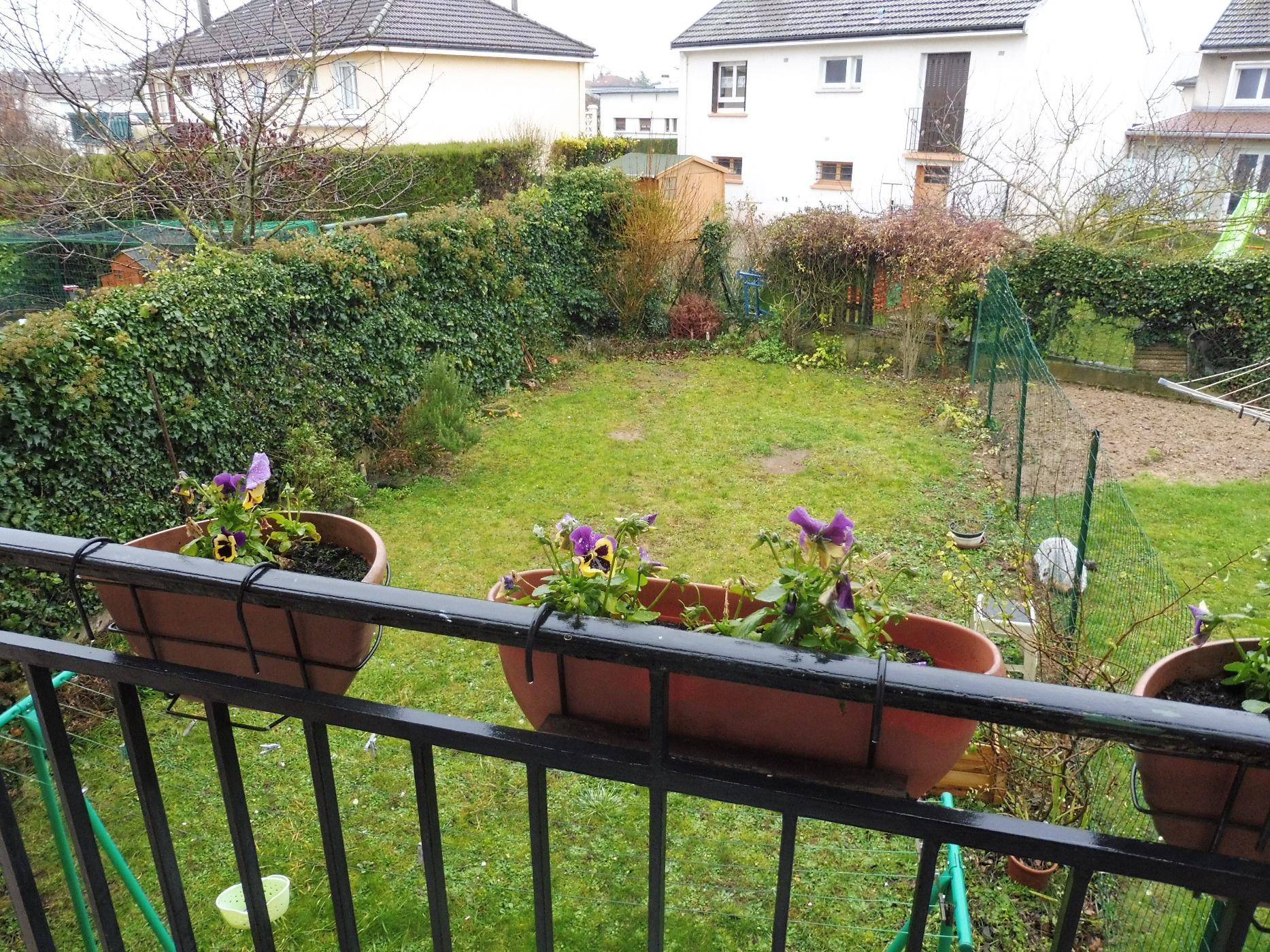 Vente secteur tinqueux maison type 5 avec jardin - Maison kiso jardin acclimatation reims ...